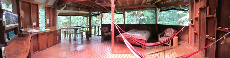 accommodation in cape tribulation